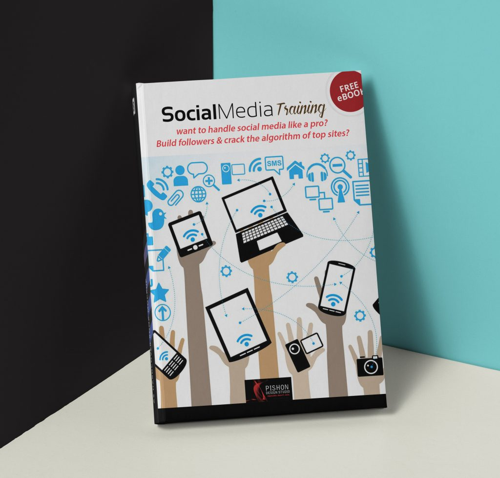 pishon design studio social media ebook