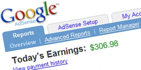 Make Money Using Google AdSense