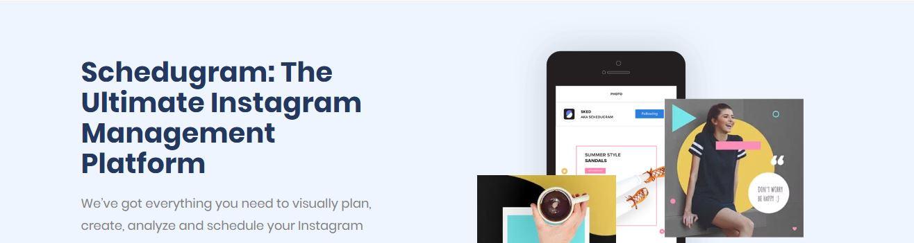 Schedugram - Instagram scheduling apps