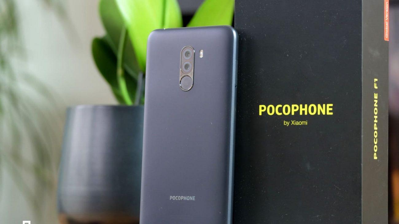 Pocophone F1 - Android Phones Under $300
