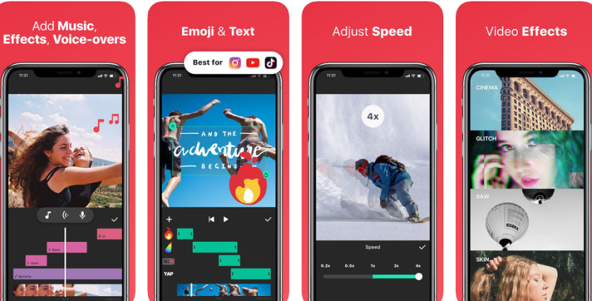 InShot App - Instagram apps for Instagrammers