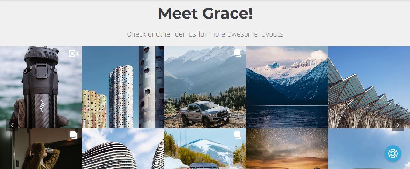 Grace - best of the best Instagram plugins