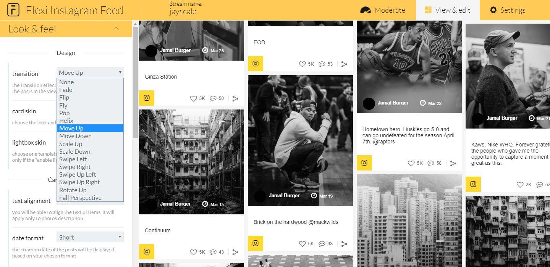 Flexi - best of the best Instagram plugins