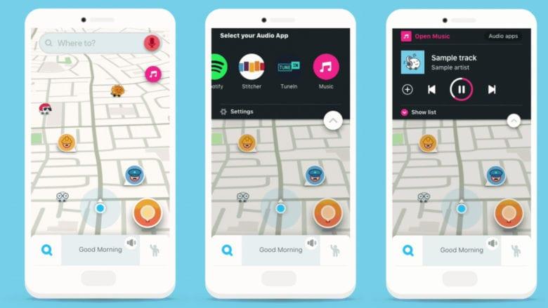 Waze app ios