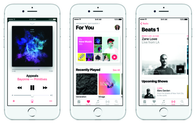 Apple Music App