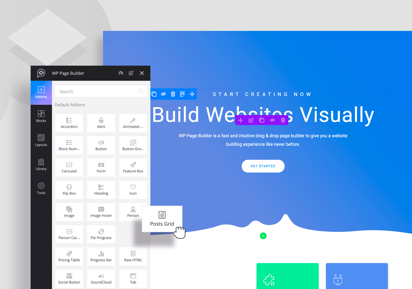 WP-page-builder