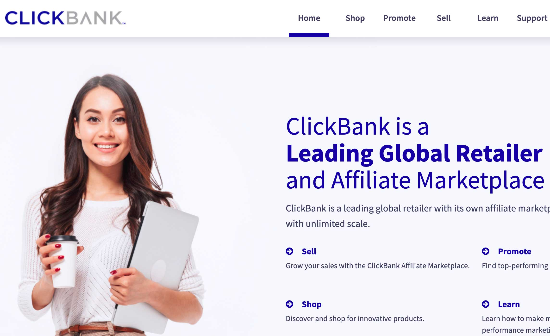Best Affiliate Programs to join - ClickBank